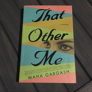The other me by Maha Garhash book novel
